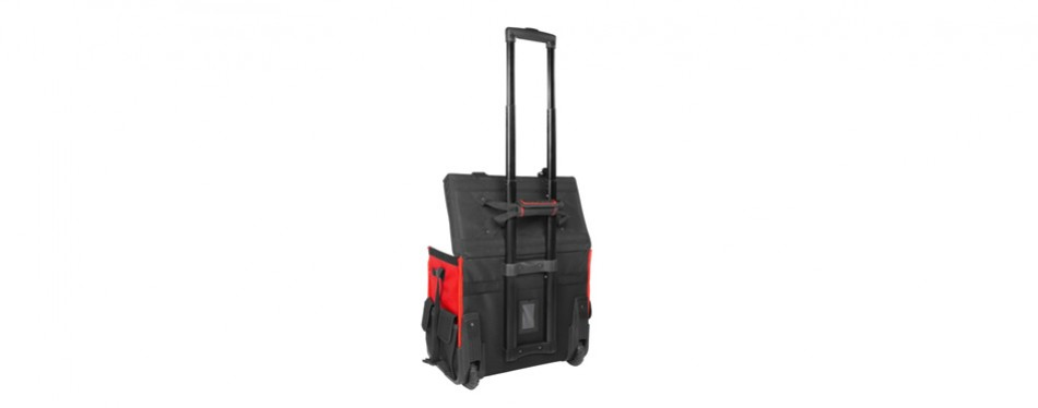 xtremepowerus rolling tool bag
