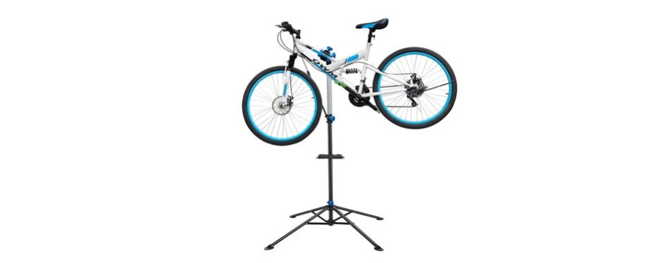 yaheetech pro mechanic bicycle repair workshop stand