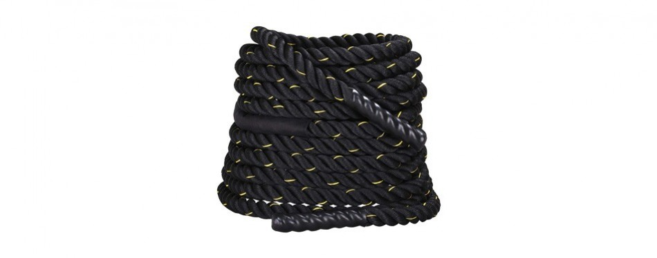 yaheetech training ropes