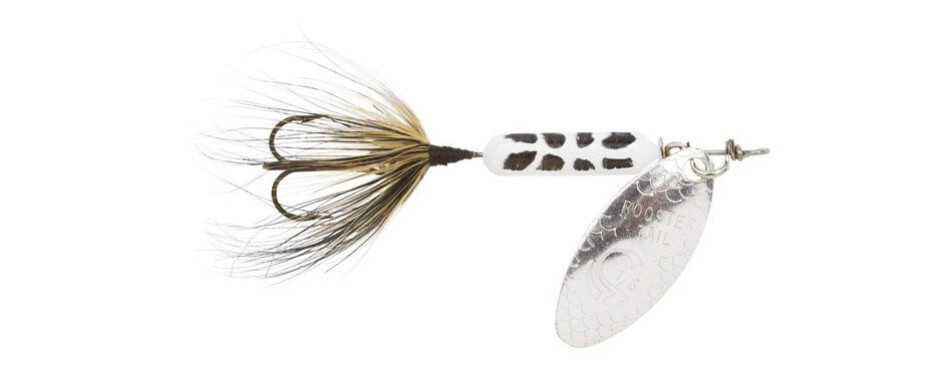yakima rooster tail spinner fishing lure