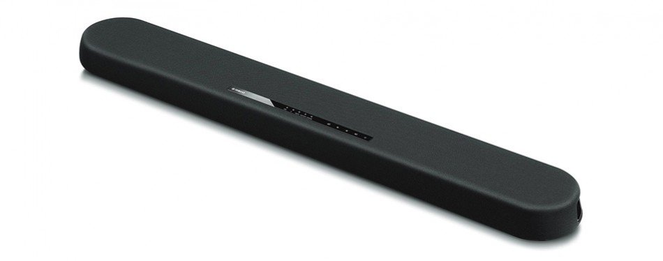 yamaha yas-108 soundbar with built-in subwoofers & bluetooth