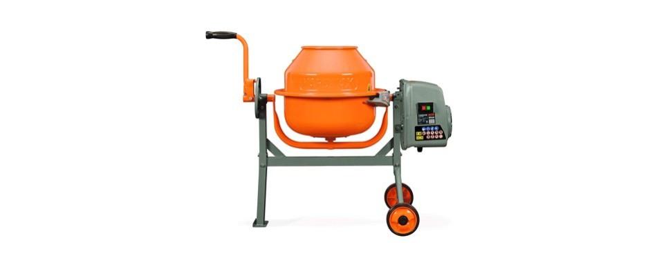 yardmax ym0046 concrete mixer