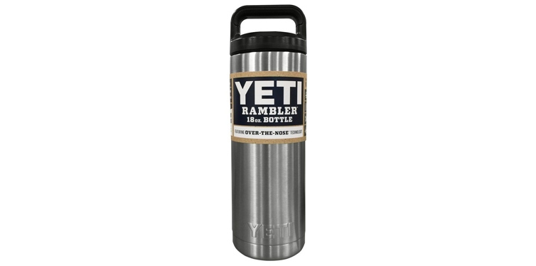YETI Rambler 18oz Stainless Steel Bottle
