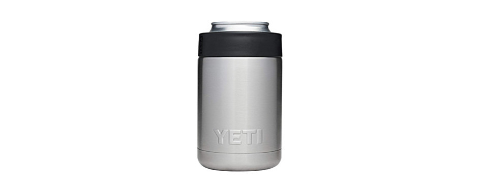 yeti rambler vacuum insulated stainless steel colster