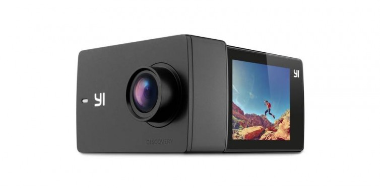 YI 4K Discovery Action Sports Cam