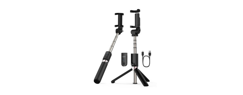 yoozon extendable bluetooth selfie stick