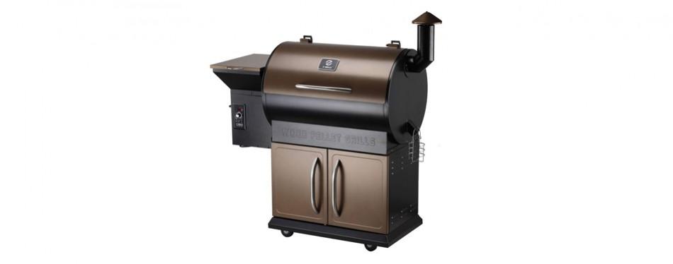 z grills zpg-700d wood smoker