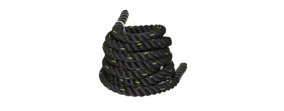 zeny workout battle ropes
