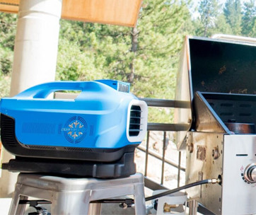 Zero Breeze Portable Air Con
