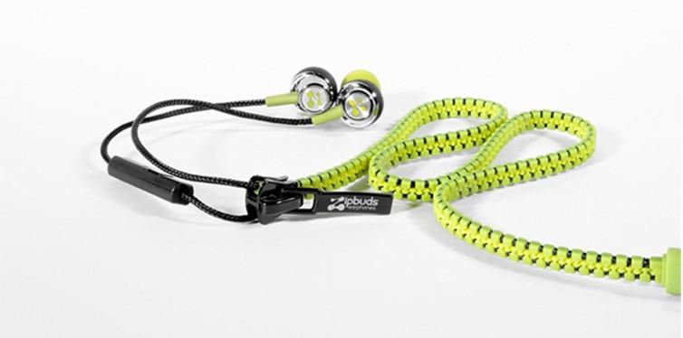 Zipbuds PRO Zipper Earbuds