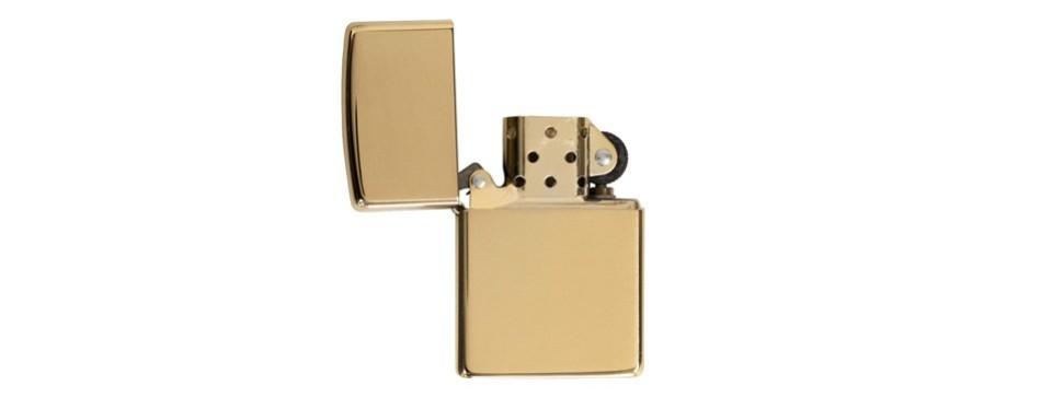 zippo brass lighters