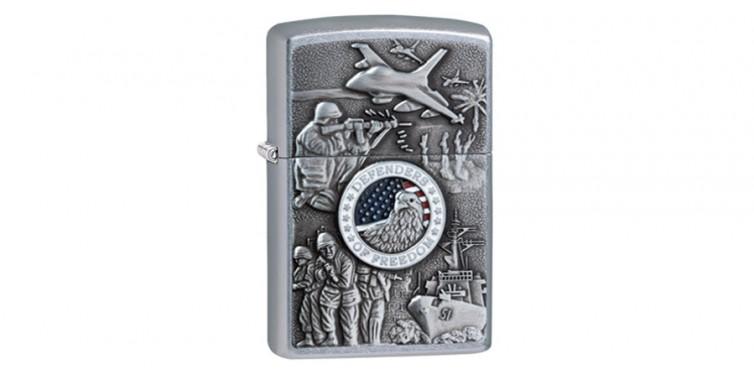 Zippo Heroes Lighters