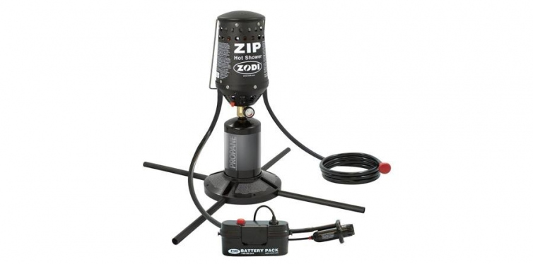 Zodi Outback Gear Zip Instant Hot Shower