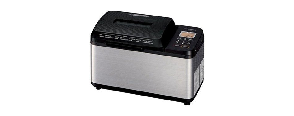 zojirushi home bakery virtuoso plus bread maker